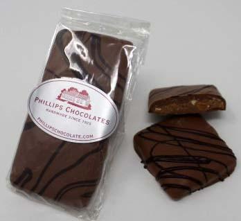 Phillips Chocolates Peanut Butter Bark