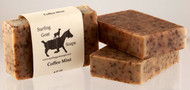 Surfing Goat Soap - Coffee Mint