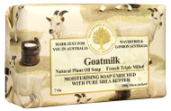 Wavertree & London Goat's Milk Soap