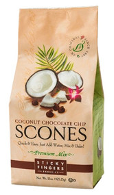 Sticky Fingers Bakeries Coconut Chocolate Chip Scone Mix