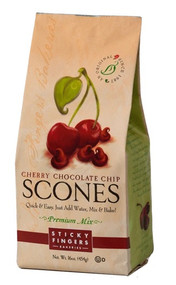 Sticky Fingers Bakeries Cherry Chocolate Chip Scone Mix