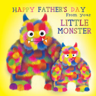 Little Monster (Father's day)
