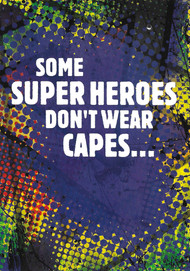 Super Heroes (Father's Day)