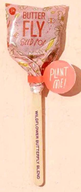 Modern Sprout Seed Lollipop - Butterfly Blend