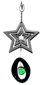 Mini Metal Chime, Star