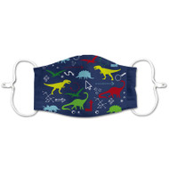 Kid's Washable Face Mask - Dinosaurs