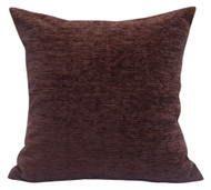 TangDepot Solid Velvet Soft Linen Decorative Handmade Throw Pillow Covers /Pillow Shams