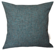 TangDepot Handmade Solid Multi Color Heavy Lined Linen Decorative Throw Pillow Covers