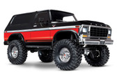 Traxxas TRX-4 Ford Bronco Crawler 1:10 RTR Red
