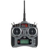 Spektrum DX6i Transmitter Mode 1 w/ AR610 Receiver