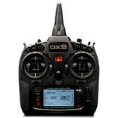 Spektrum DX9 Black Edition w/ AR9020 Receiver Mode 1