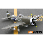 FMS P-47 PNP 1400mm Green