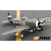 FMS P-47 PNP 1400mm Green