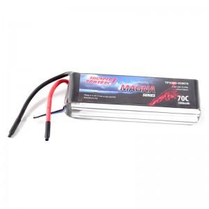 Thunder Power 2700mAh 4S 14.8V Magna Series 70C LiPo