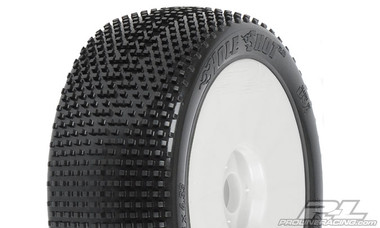Hole Shot 2.0 M3 (Soft) Off-Road 1:8 Buggy Tires Mounted