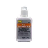 ZAP De-Bonding Agent for Cyanoacrylate 30ml