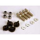 Traxxas Thumb Screw Set - Villain (TRA1516)