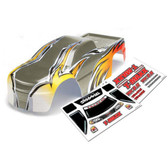 Traxxas 4916-5 Body USHRA Special Edition Silver, T-Maxx