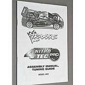 Traxxas Manual Nitro 4-Tec 4899X