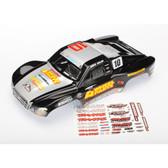 Traxxas 6818 Slash 4 x 4 Body with 4WD Parts, Greg Adler