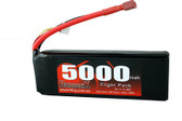 Redback Battery 11.1v Lipo 5000Mah 30C