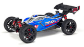 ARRMA TYPHON BLX SPEED BUGGY (BLUE)