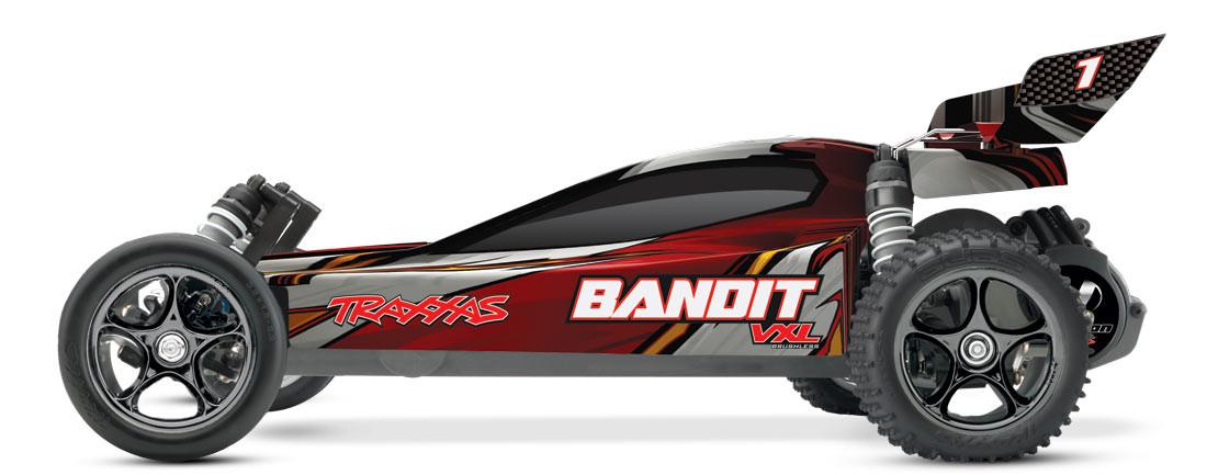 Traxxas Bandit VXL 1:10 #24076
