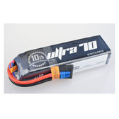 DualSky Ultra 70 LiPo Battery, 5000mAh 6S 70c DSBXP50006ULT
