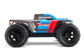 ARRMA GRANITE VOLTAGE 2WD MONSTER TRUCK, RED/BLACK WITH BATTERY & CHARGER
