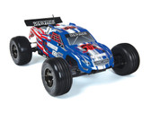 ARRMA VORTEKS BLS (BLUE) RACE TRUCK WITH BATTERY & CHARGER