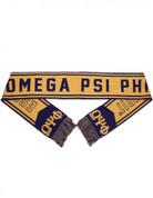 Gold Omega Scarf