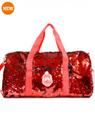 DST Sequin Duffle Bag