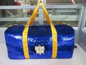 SGRho Sequin Duffle Bag