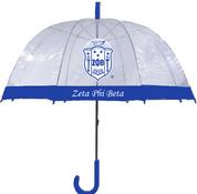 ZPB Retro Clear Umbrella