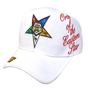 OES White Signature Cap