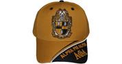 APA Crest Cap - Gold