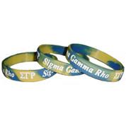 SGRho Silicone Bracelet