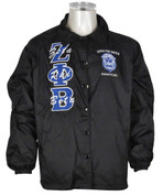 ZPB Black Signature Line Jacket