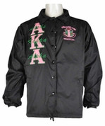 AKA Black Signature Line Jacket