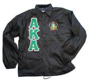 AKA Black Classic Line Jacket