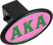 AKA Domed Hitch Cover