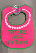 Future AKA On Board Window Decal