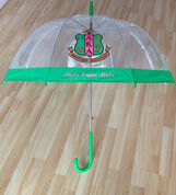 AKA Clear Umbrella - Newly Redesigned & Exclusive!-