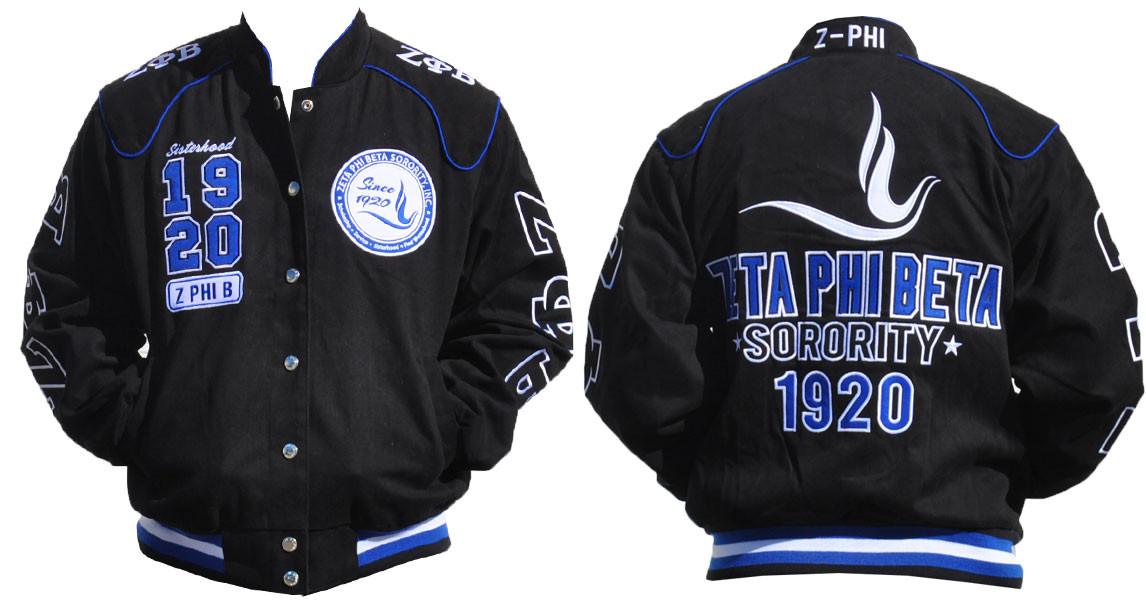 ZPB Racing Jacket -NEW!!