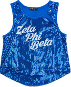 ZPB Sequin Tank