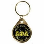 APA Domed Keychain