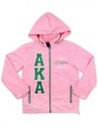 AKA Windbreaker - Pink