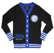 ZPB Lightweight Cardigan - Black