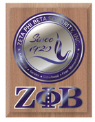 ZPB Wall Plaque