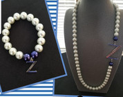 ZPB Pearl Necklace Set - SALE